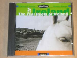 CD-IRLANDE-THE-REAL-REELS-OF-IRELAND-NEUF-SOUS-CELLO