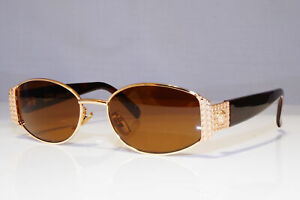 GIANNI-VERSACE-Mens-Womens-Vintage-Sunglasses-GOLD-MEDUSA-MOD-X41-COL-030-24810