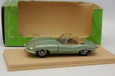 Eligor 1/43 - Jaguar Type E Vert Clair métal