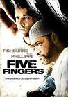 Five Fingers - DVD Region 1