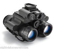Nvd Bnvd-g Dual Gain Night Vision Dual Tube Binocular Gen. 3 Itt Pinnacle Ultra on sale