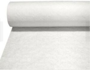 WHITE PAPER BANQUET ROLLS 25M