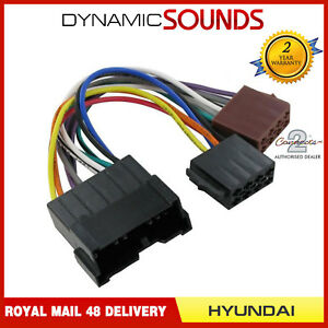 Brilliant Ct20Hy02 Car Stereo 16 Pin Wiring Harness Adaptor Iso Loom Lead For Wiring Digital Resources Remcakbiperorg