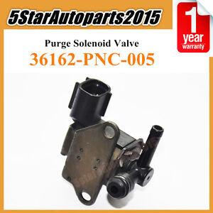 36162-PNC-005 Vapor Canister Purge Solenoid Valve For Honda
