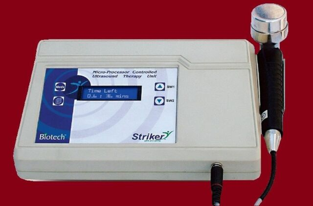 New Ultrasound Therapy 3 Mhz therapy LCD Preset BT 05003 Machine
