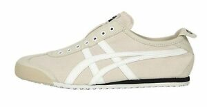 55a86e2ee7c0 Image is loading Onitsuka-Tiger-Mexico-66-Slip-On-Birch-White-
