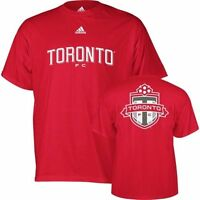 Toronto Mls T-shirt With Tags Soccer Canada U-sector Red Patch Boys
