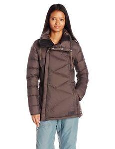 cf7bd11f7e71b8 Volcom Junior's Structure Down Snow Jacket, Vintage Black, Medium | eBay