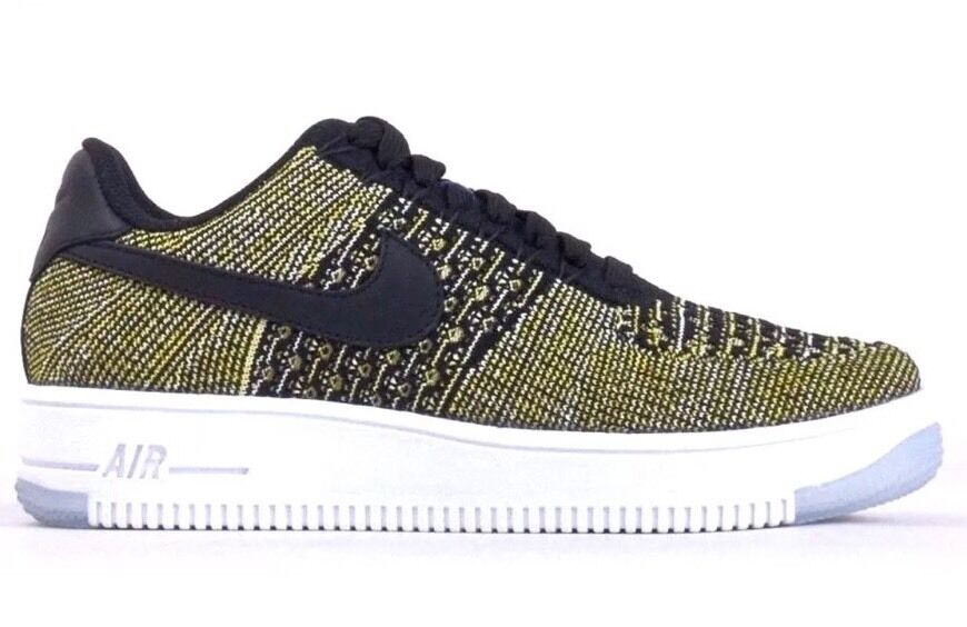 Nike Air Force 1 Flyknit Low Women's shoes Size Size Size 7 [820256 004] db6462