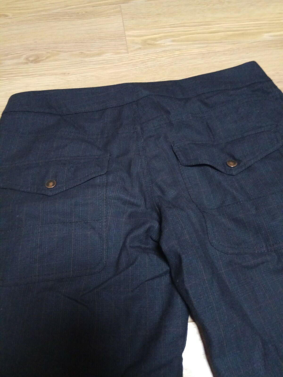 Hugo Boss James Black/grey Wool Dress Pants Micro… - image 7