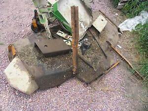 Woods L59 Belly Mower Deck John Deere B 50 520 530 Ebay