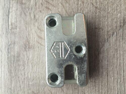 Schließstück Pilzkopf 96674 4 Stück  MACO Schließblech Sicherheits