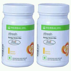 Herbalife-afresh-Energy-Drink-lemon-Flavour-50-gm-Pack-of-4-fresh-stock