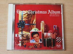 Elvis Presley Elvis Christmas Album.Details About Elvis Presley Elvis Christmas Album 1993 Cd Album