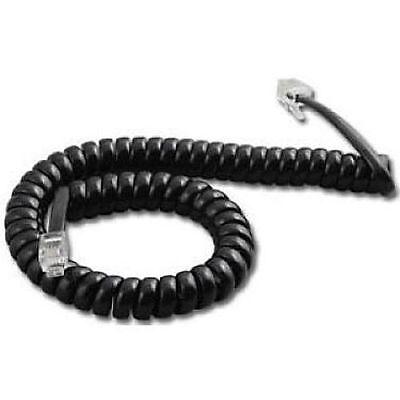 12/' FT Panasonic VB 44210A 44220A 44223A 44225A 44230A Phone Handset Cord Black
