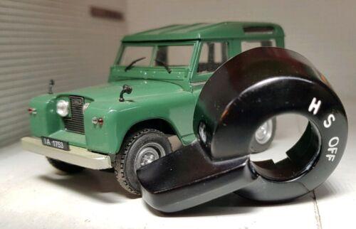 LAND Rover Serie 2 2a Benzina Sidelight HEADLIGHT INTERRUTTORE ACCENSIONE manopola 537284