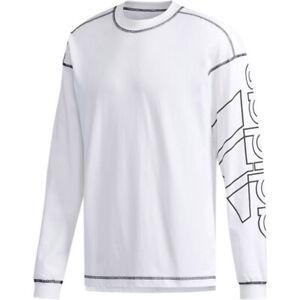 t shirt manica lunga adidas