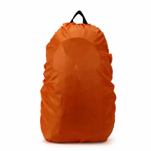 Outdoor Foldable Backpack WaterProof Rain Cover Rucksack Travel Bag 30L 40L AP