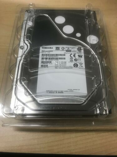 "TOSHIBA 2TB 3.5/"" SATA 6.0Gb//s ENTERPRISE HDEPQ02GEA51 MG03ACA200  hard drive"