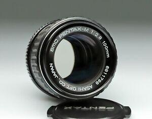 PENTAX-SMC-M-100-2-8