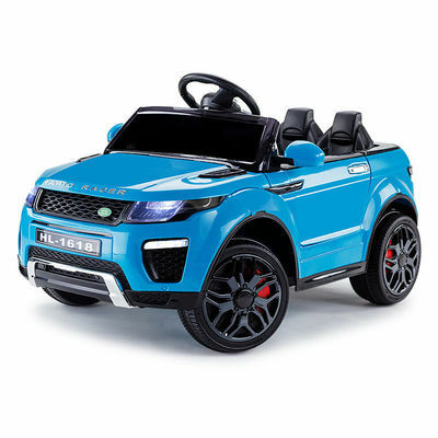 ROVO KIDS Ride-On Car RANGE ROVER EVOQUE Inspired Electric Toy Battery 12V Blue