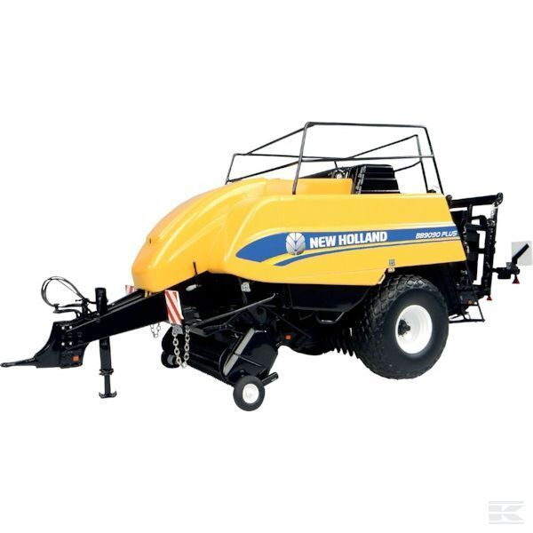 Universal Hobbies NEW HOLLAND BB9090 Big Botteleuse échelle 1 32 Modèle eau Jouet