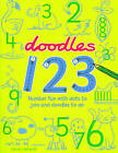 Doodles 123 by Sally Pilkington (Paperback / softback)