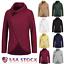 Women-039-s-Long-Sleeve-Knitted-Sweater-Jumper-Cardigan-Knitwear-Winter-Outwear-Tops thumbnail 1