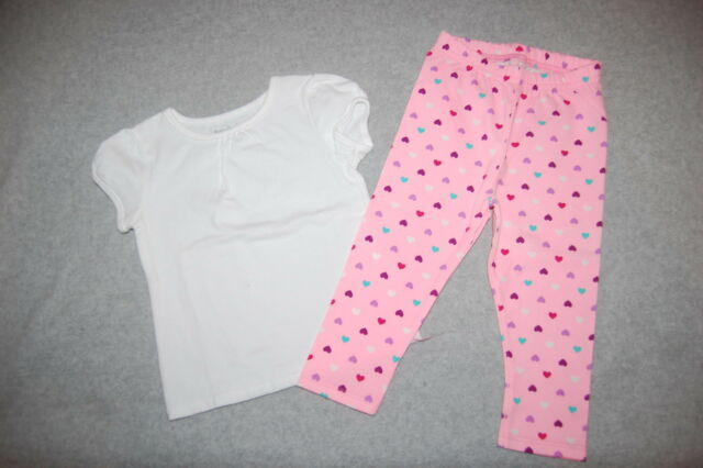 Babies Cotton Rich Textured Patterned Tights Light Pink Hearts, 18-24 Months