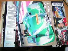 Le Mans Racing n°55 LM Story Green GT 24h de Spa Garcia Mailleux Farnbacher