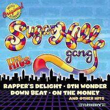 Greatest Hits by The Sugarhill Gang (CD, 1999, Rhino Flashback (Label))