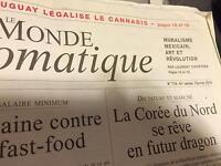 Le Monde Diplomatique (+supplément Écologie) N° 740 Novembre 2015