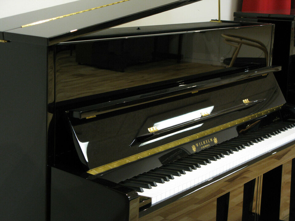 Nyt Schimmel klaver