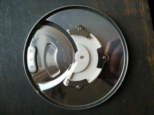 Details about  /Cuisinart DLC-844 4MM Slicing Blade Replacement Part for DLC-8 Series