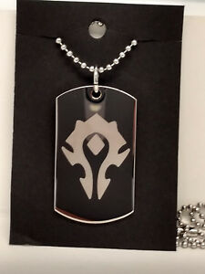 Horde-World-of-Warcraft-Symbol-Fashion-Dog-Tag