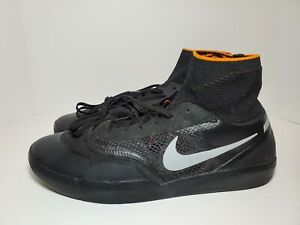info for 8c1fc 98121 Image is loading Nike-SB-Hyperfeel-Koston-3-XT-Black-Silver-