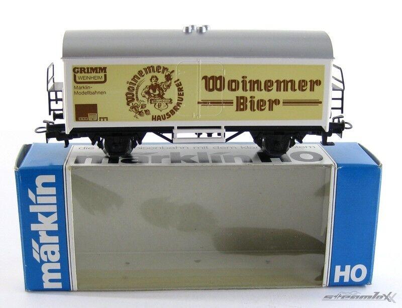 Märklin 88006 4415 H0  SoMo Bierwagen Woinemer Bier mit OVP X00001-08730