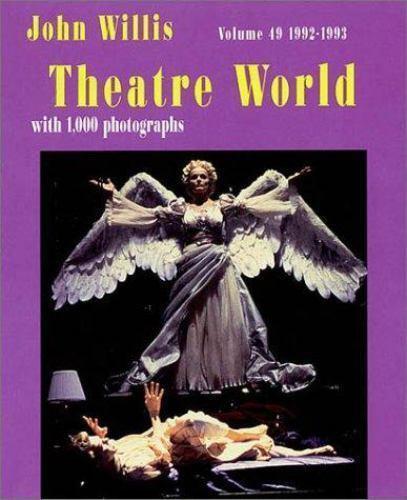 Theatre World 1992-1993, Vol. 49, John Willis, Acceptable Book