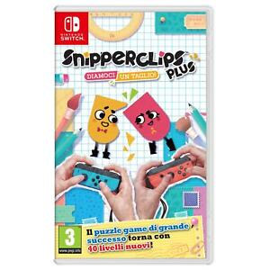Snipperclips-Plus-Diamoci-un-taglio-ITALIANO-Nintendo-Switch