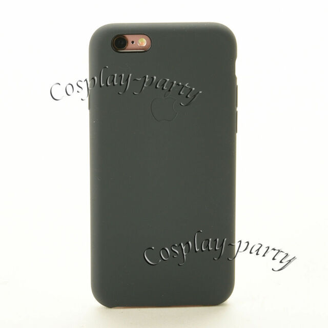 buy online e91be ba9b7 Apple MGQX2ZM/A iPhone 6 Plus Black Leather Case