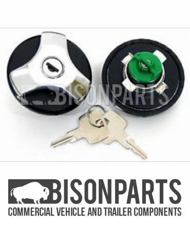 *DAF LF45 2001 ONWARDS Locking Fuel Cap 38mm *High Quality* BP133-003