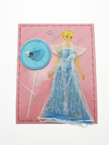 Vestito Barbie Stati Uniti originale serie Stati come da foto introvabile raro