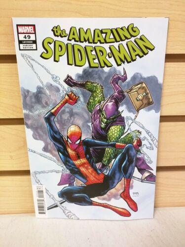 Amazing Spider-Man #49 850 Marvel Comics 2020 Humberto Ramos Variant Cover NM