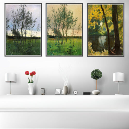 Canvas By Alois Kalvoda Print Poster Stair Living Room Wall Picture Home Decor
