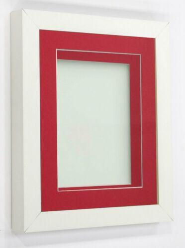 Frame Company RICKMAN Gamme Boîte Blanche cadre avec choix du Mont Couleurs