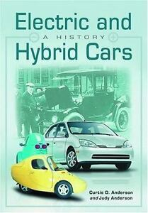 Image Is Loading Electric And Hybrid Cars A History