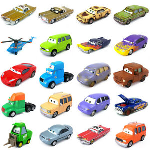 Disney-Pixar-Cars-Other-Characters-Metal-Toy-Car-1-55-Diecast-Boys-Gift-New