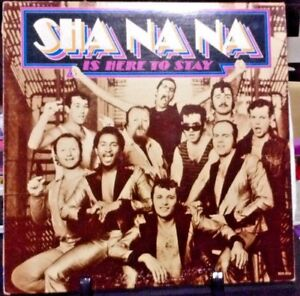 SHA-NA-NA-Is-Here-To-Stay-Album-Released-1977-Vinyl-Record-Collection-US-press