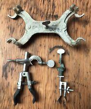 Vintage Fisher Castaloy Burette Holder 1617 1 2 Lab Clamps