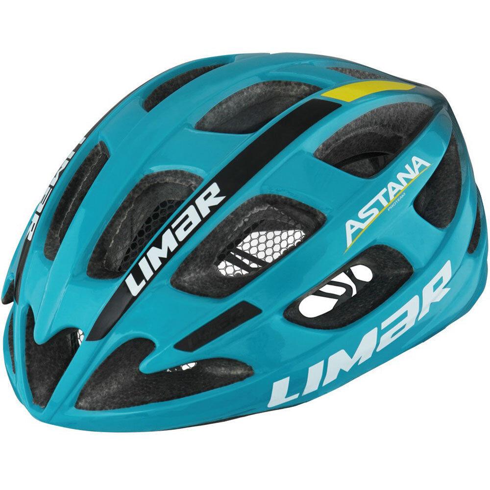 Limar Fahrradhelm Ultralight Lux Team Astana Gr.L (56-62cm) Fahrrad